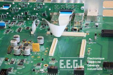 EEGI - bureau d'étude électronique près de Caen Calvados Normandie