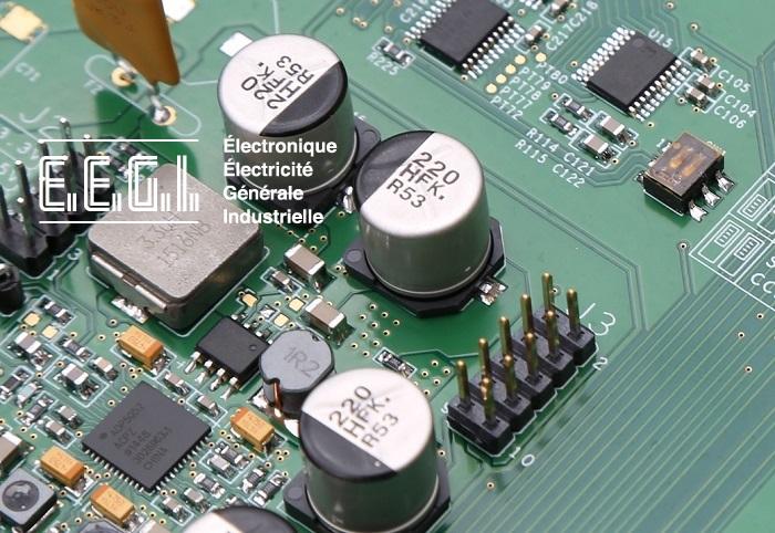 Bureau étude électronique EEGI