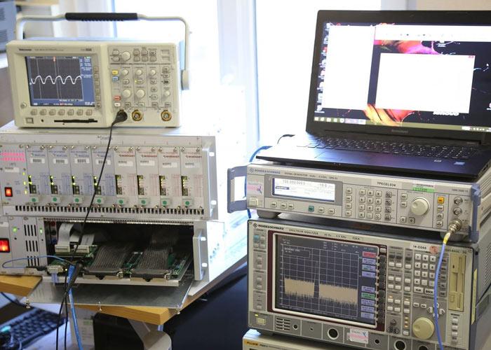 Essais Test et Mesure carte électronique EEGI